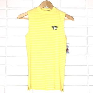 ✨NWT✨Marvel by Her Universe | Yellow/White Tank